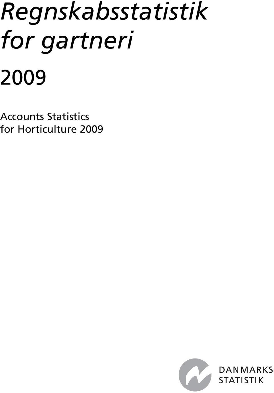 Accounts Statistics