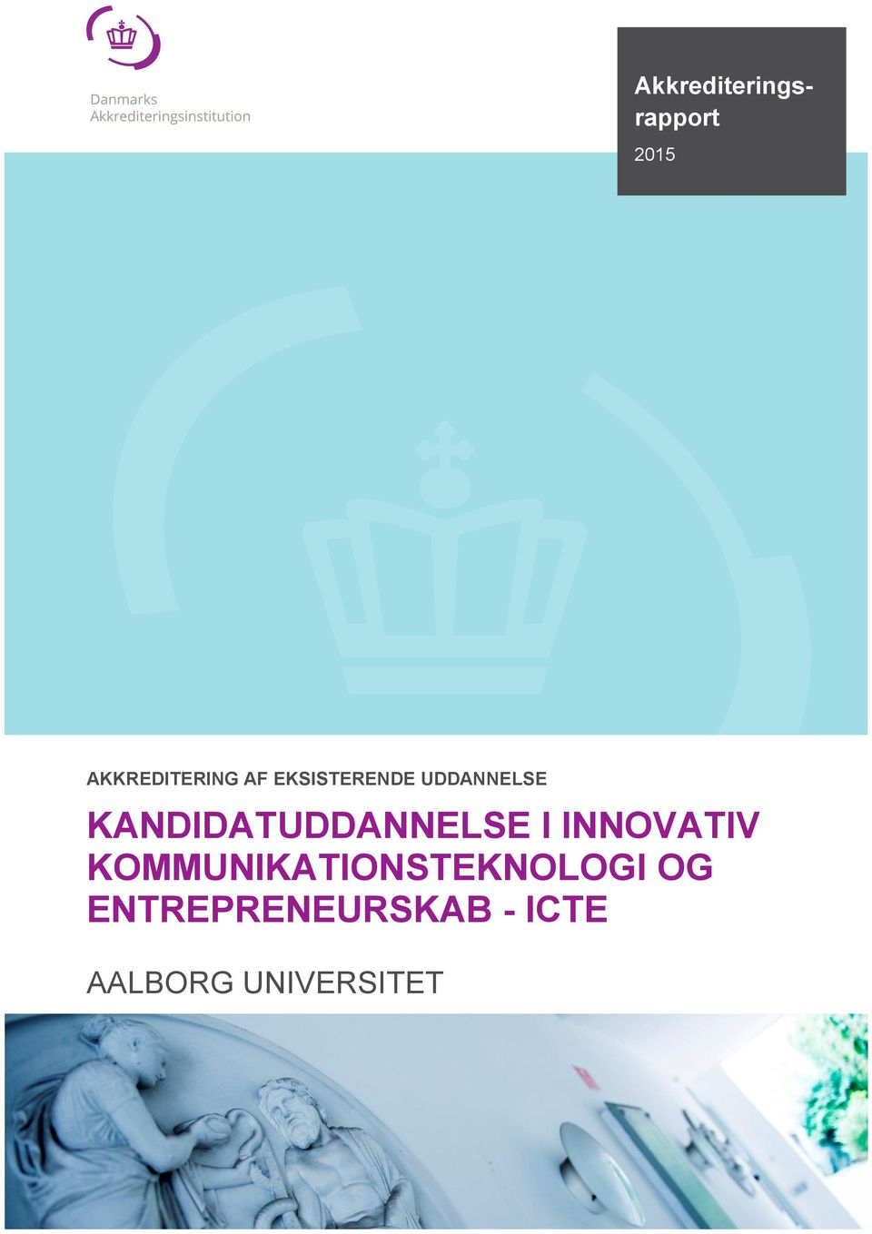 KANDIDATUDDANNELSE I INNOVATIV