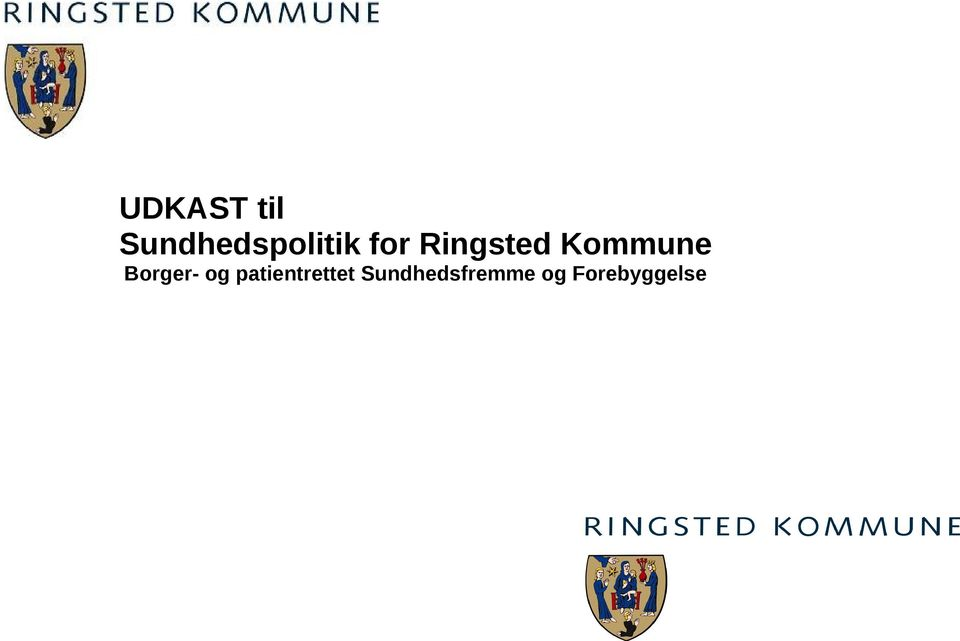 Ringsted Kommune Borger-