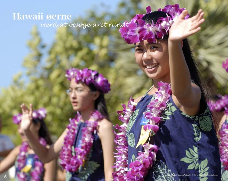 Hawaii Tourism Authority &