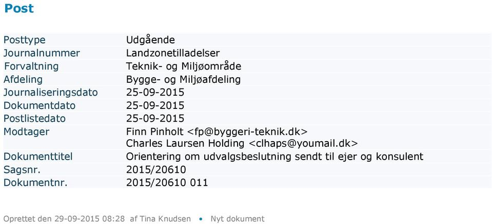 dk> Charles Laursen Holding <clhaps@youmail.
