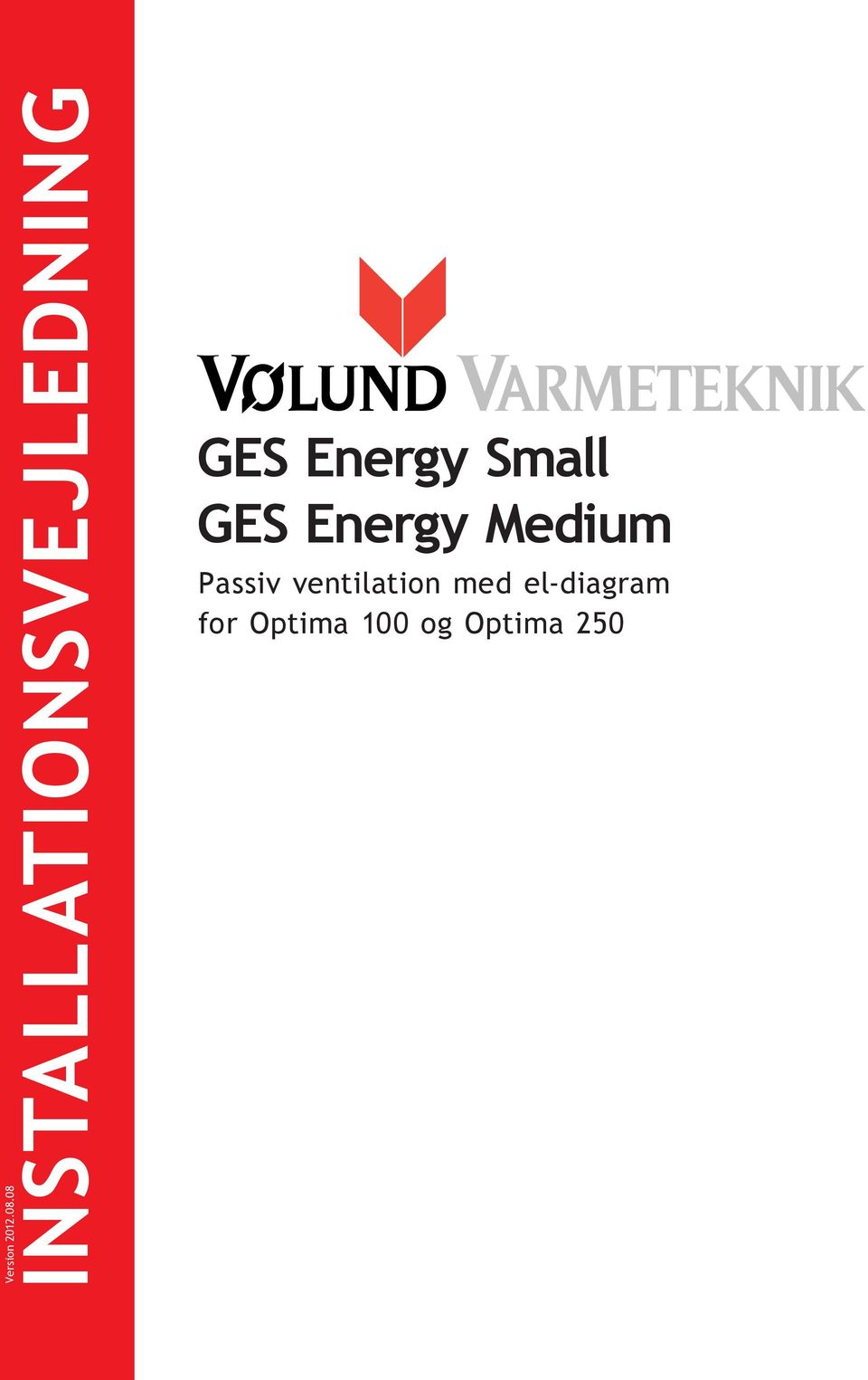 Energy Small GES Energy Medium