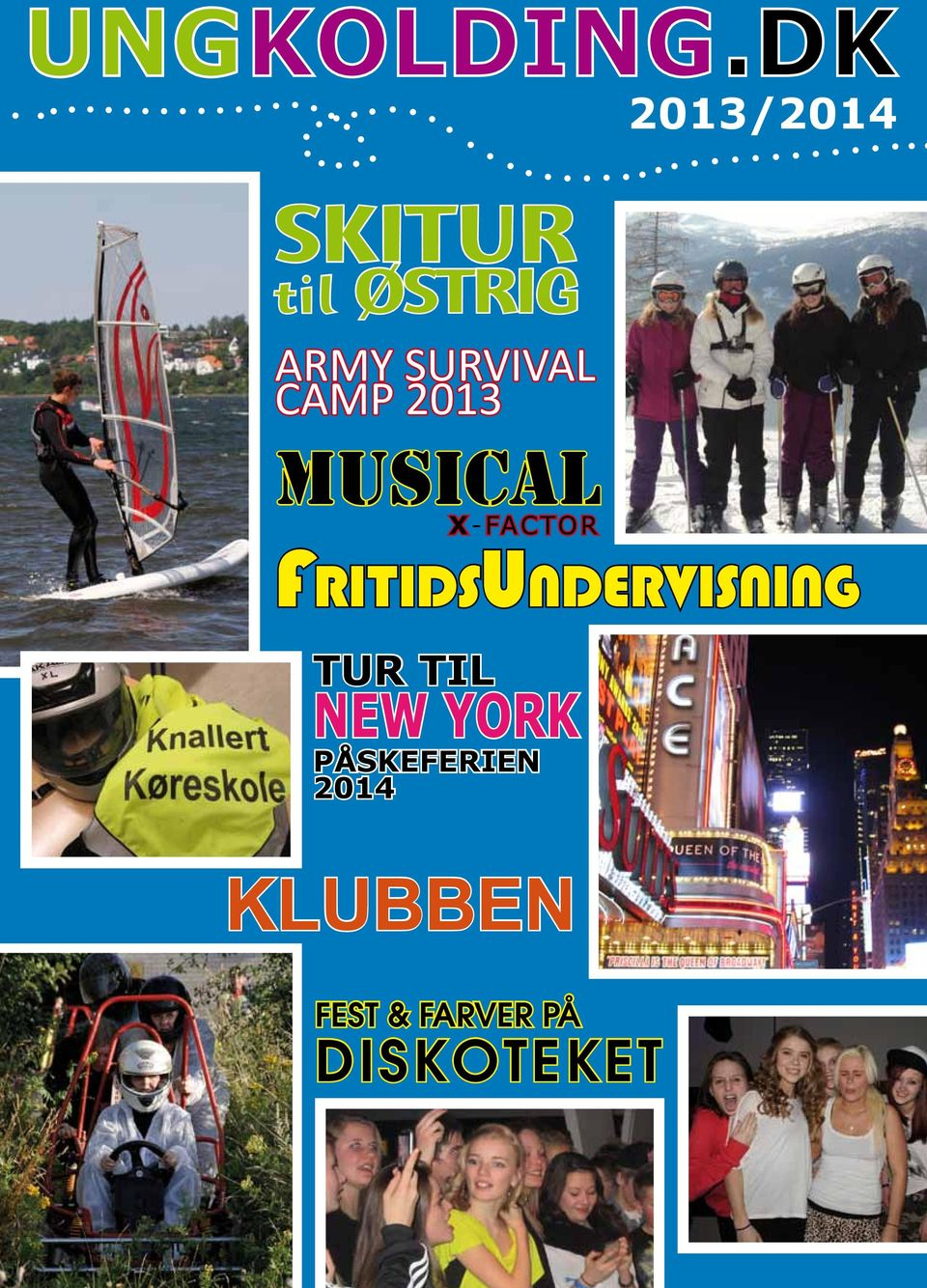 SURVIVAL CAMP 2013 Musical X-FACTOR