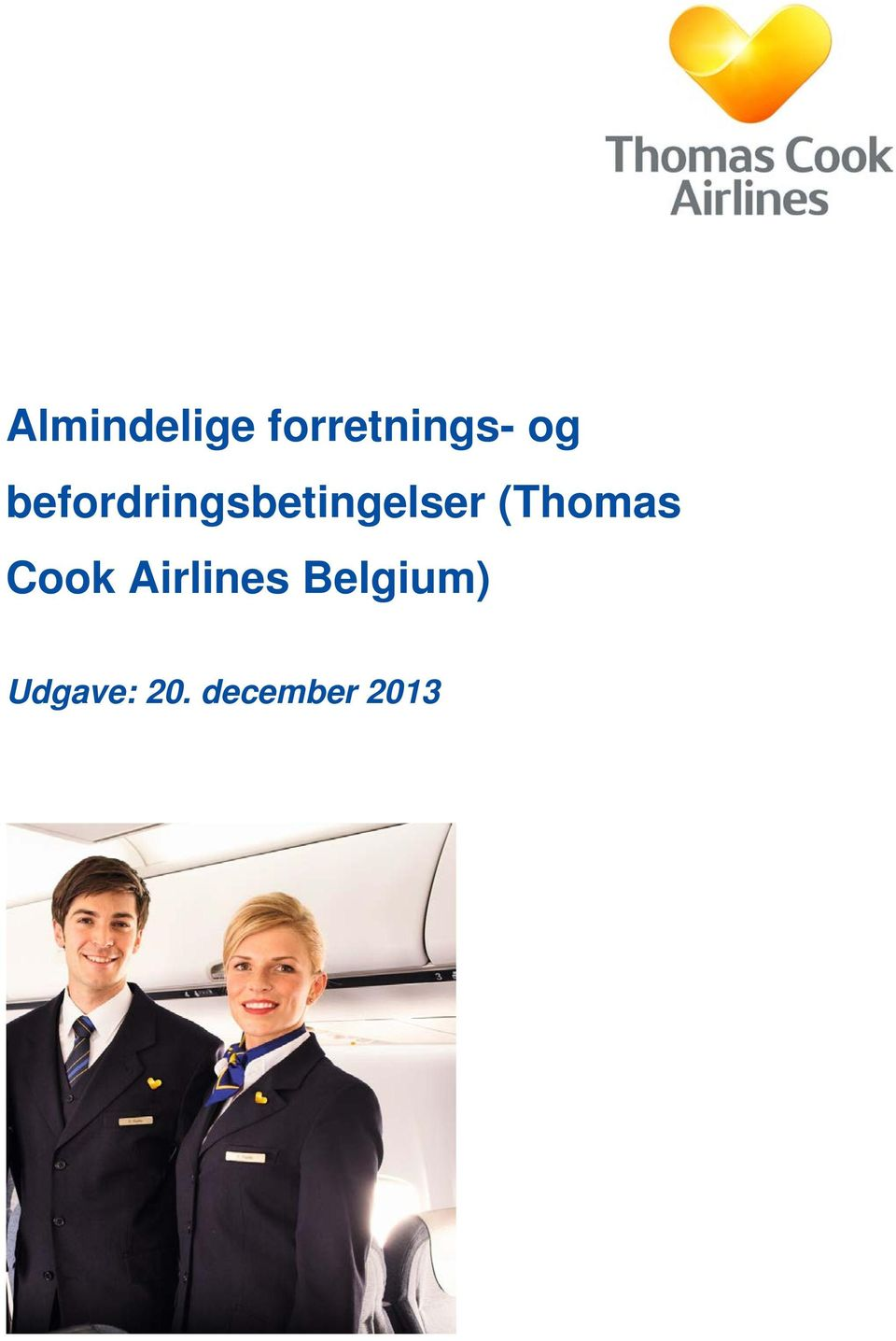 (Thomas Cook Airlines