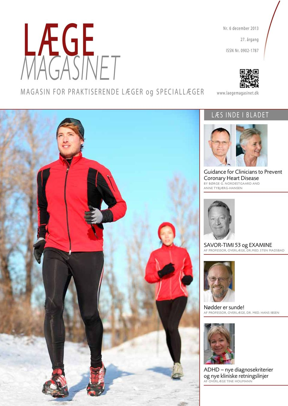 dk læs inde i bladet Guidance for Clinicians to Prevent Coronary Heart Disease By Børge G.