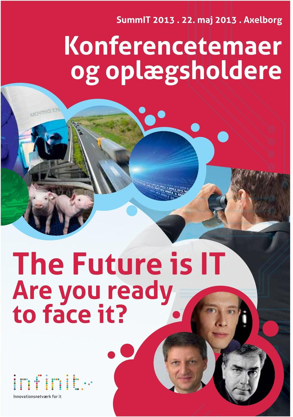 og oplægsholdere The Future