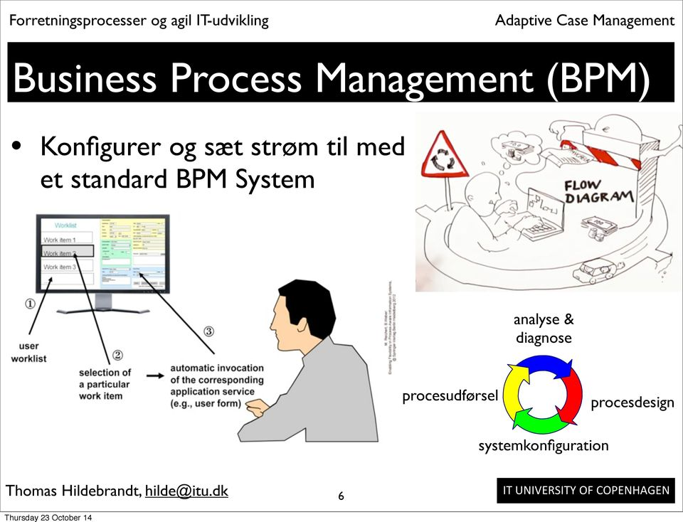 8 Conclusion et standard BPM System Process-aware information systems (PAISs) follow a characteristic life-c ure 13 shows the four phases of such a life-cycle [7].