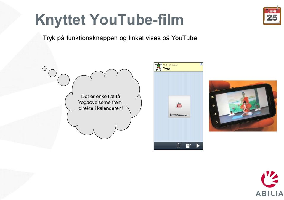på YouTube Det er enkelt at få