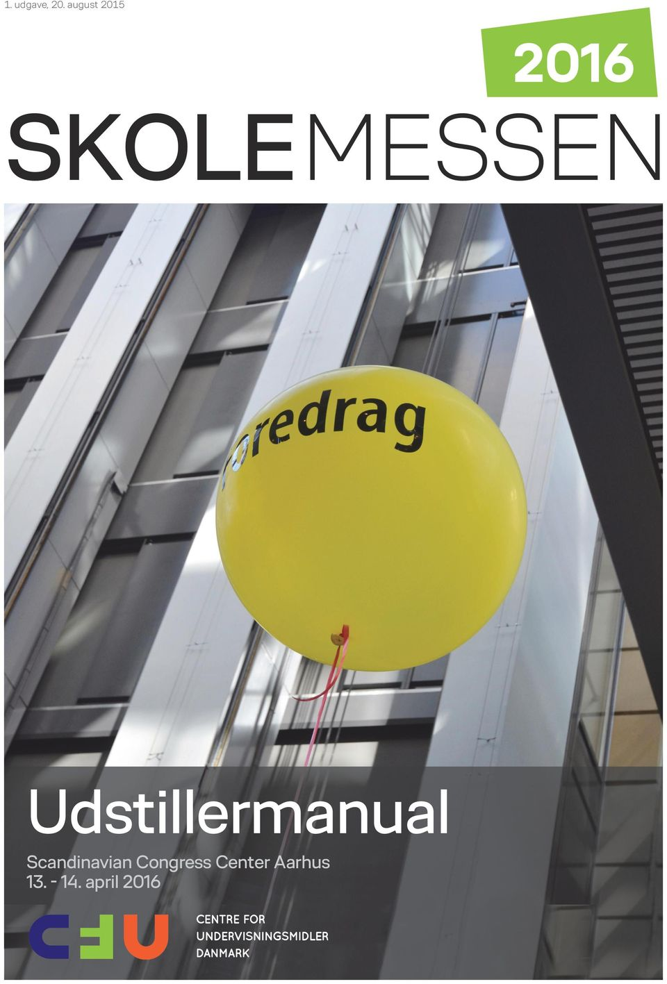Udstillermanual