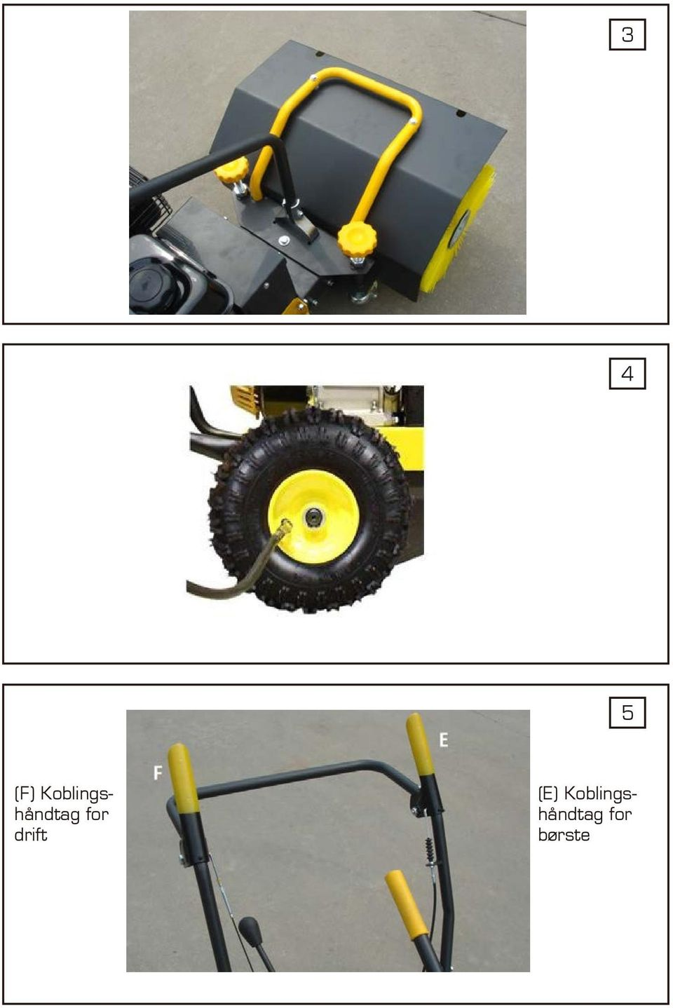 for drift (E) 5