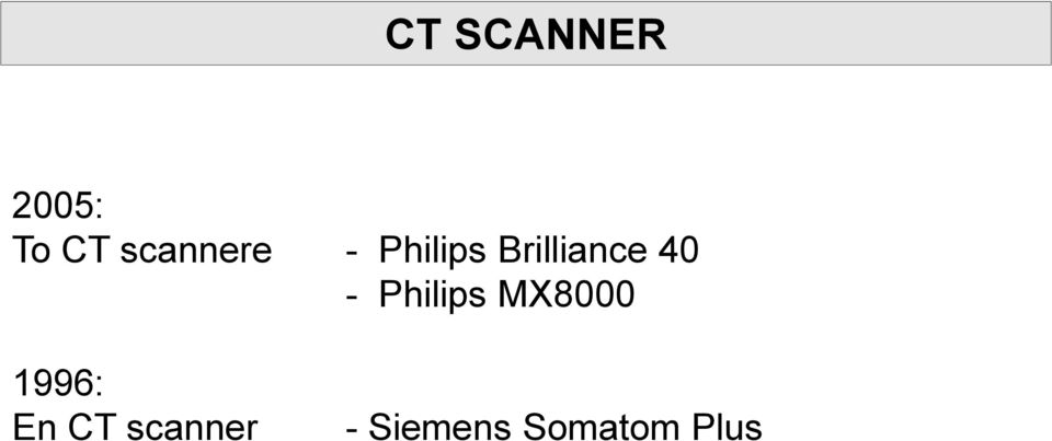 Brilliance 40 - Philips