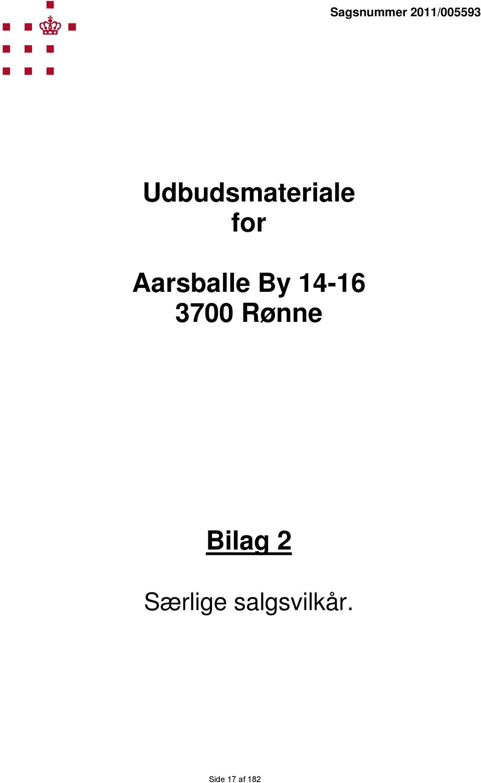 Aarsballe By 14-16 3700