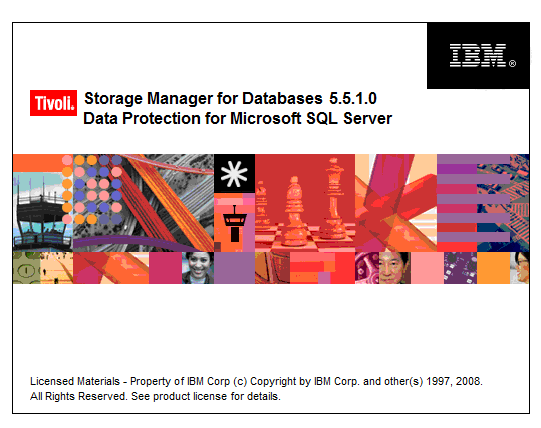 1 Forord Denne installationsguide er generel for TSM Data Protection for Microsoft SQL Server på Windowsserver.