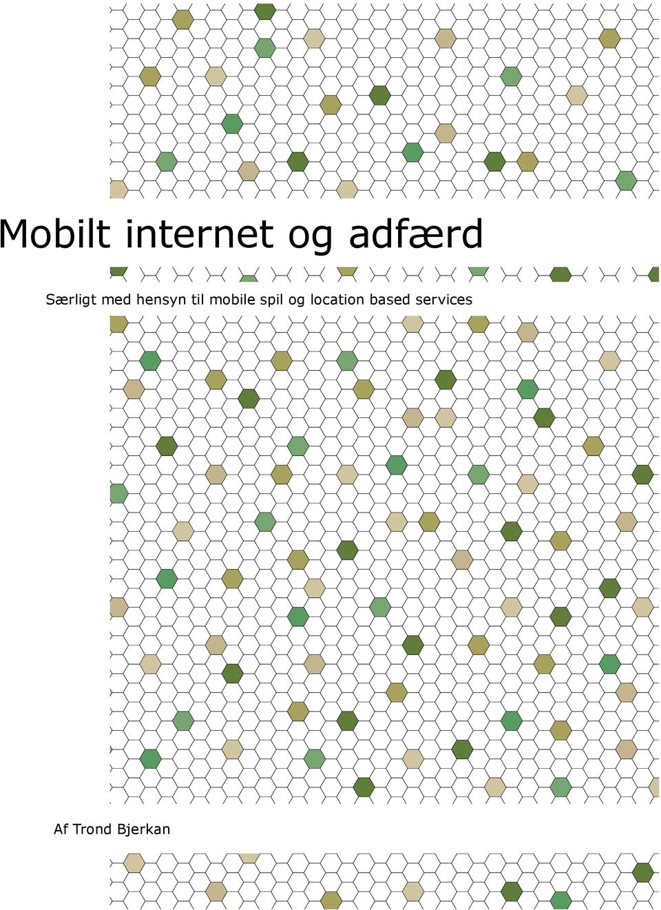mobile spil og location