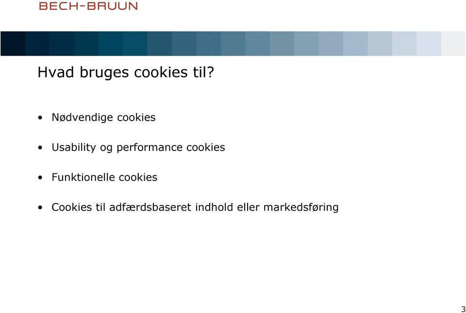 performance cookies Funktionelle