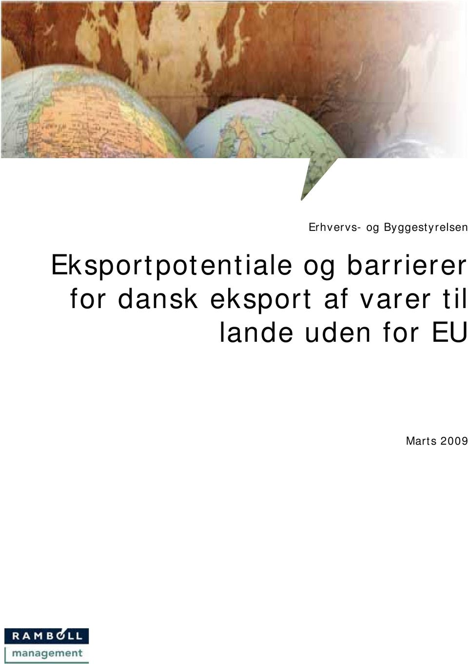 barrierer for dansk eksport