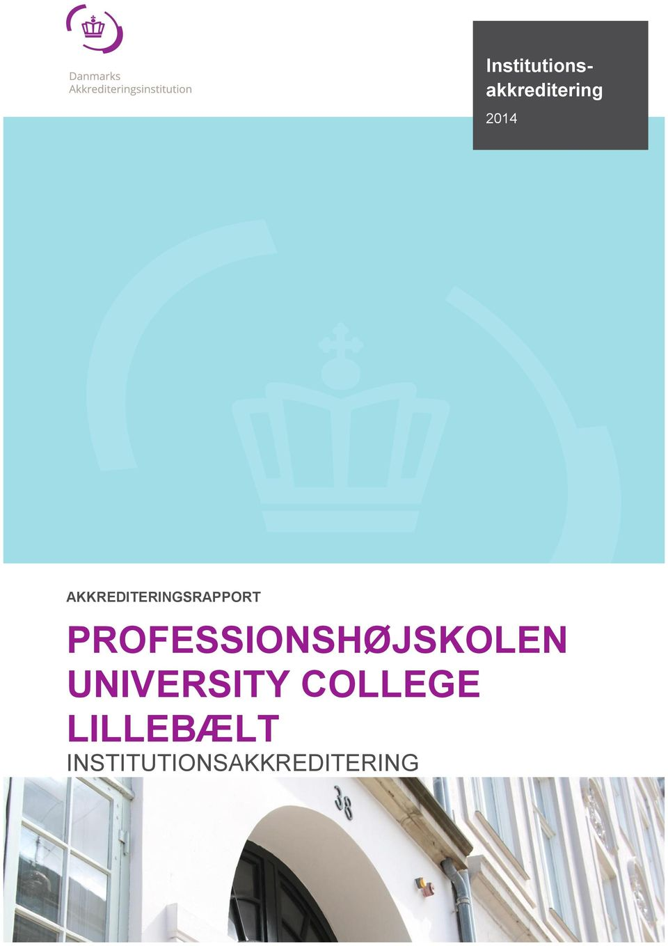 PROFESSIONSHØJSKOLEN UNIVERSITY