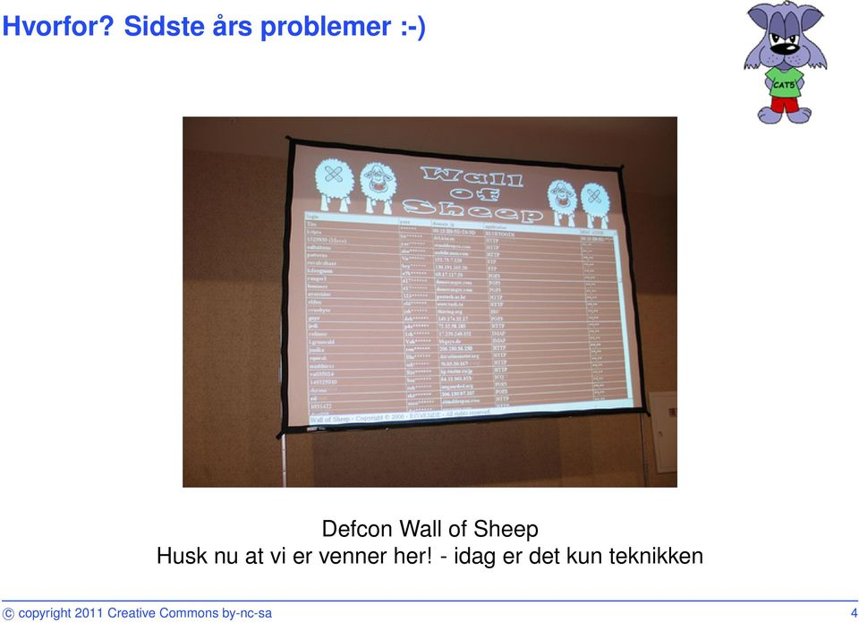 of Sheep Husk nu at vi er venner her!