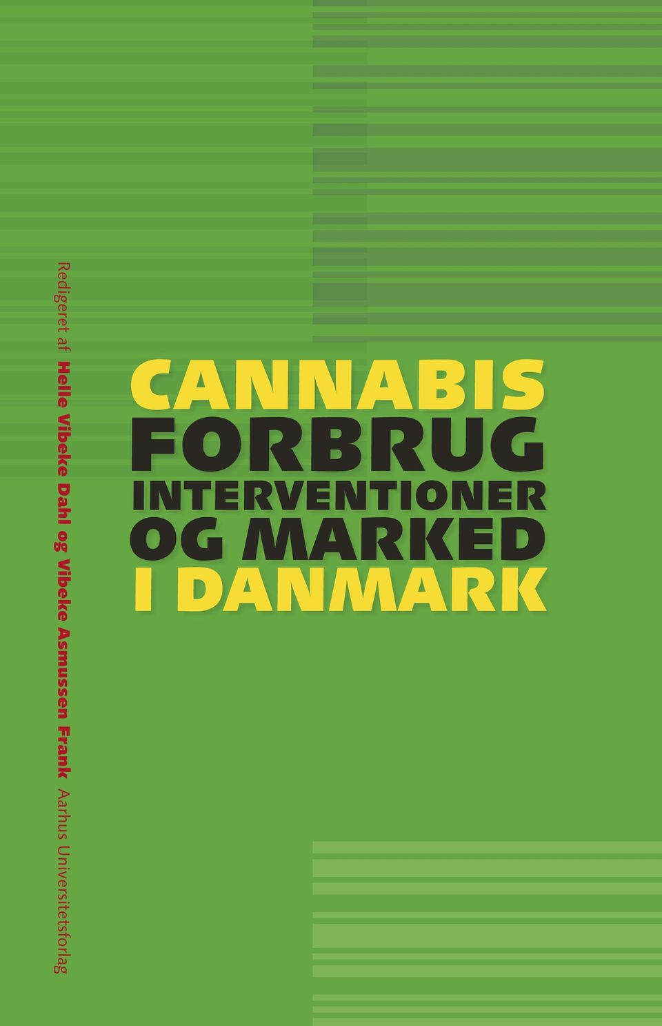 Universitetsforlag cannabis