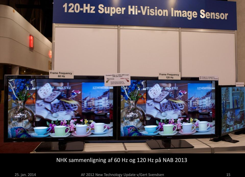 Hz på NAB 2013 25. jan.