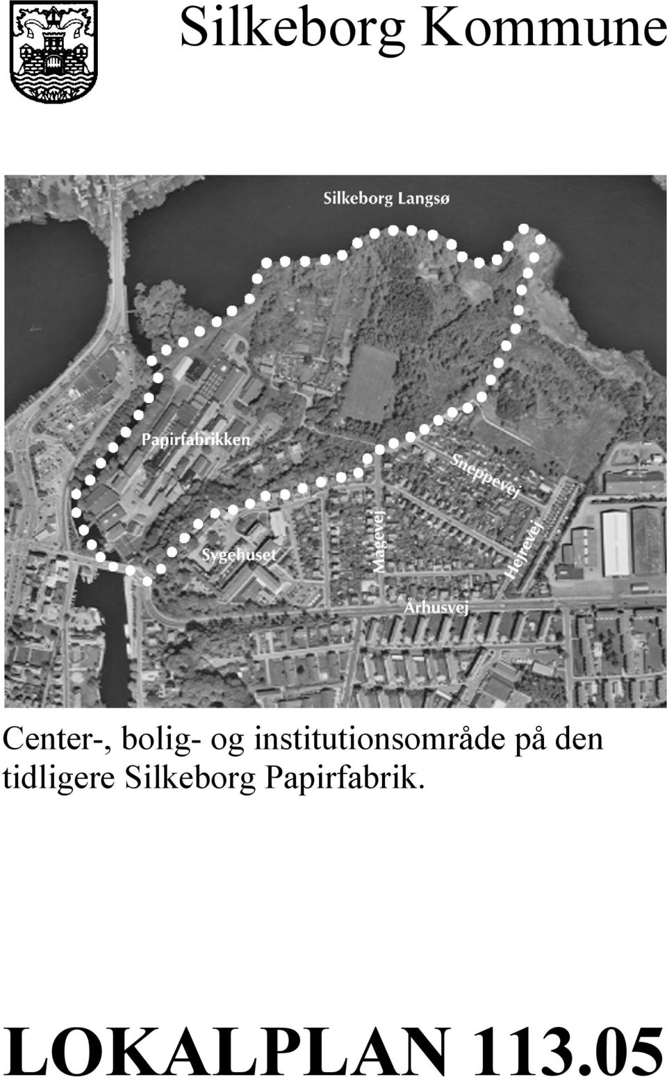 institutionsområde på den