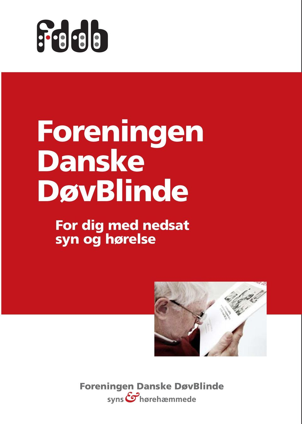 DøvBlinde For