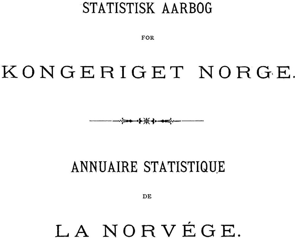 NORGE ANNUAIRE