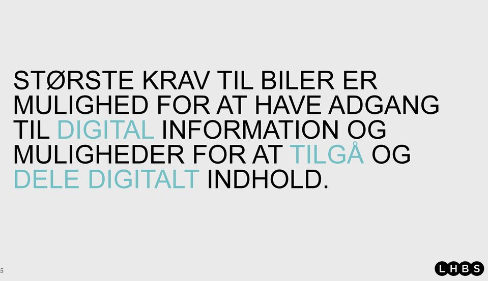 DIGITAL INFORMATION OG