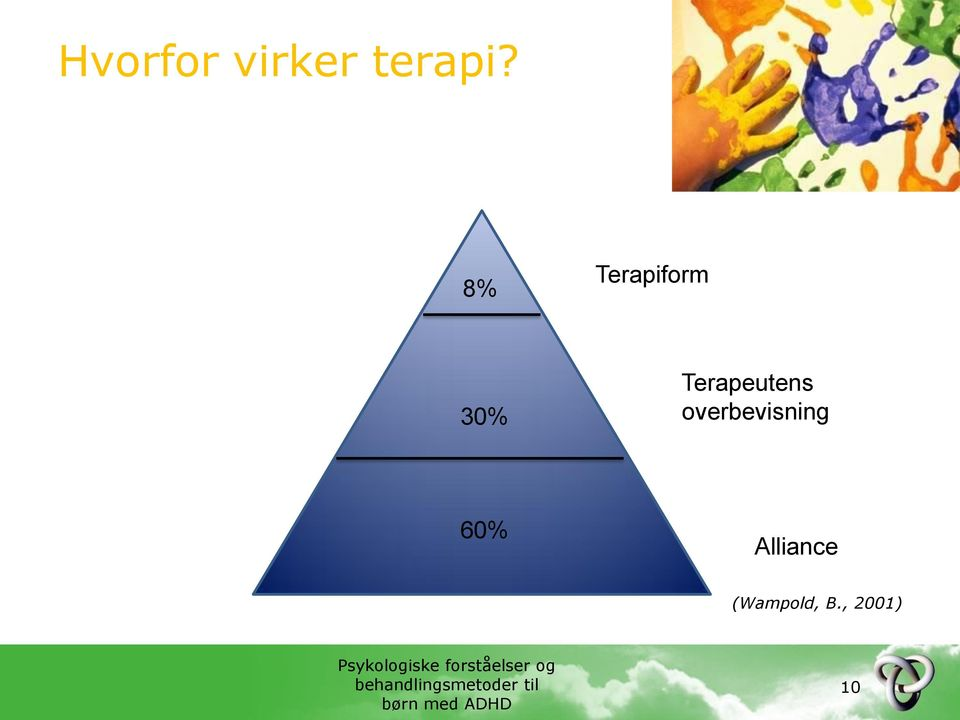 Terapeutens overbevisning