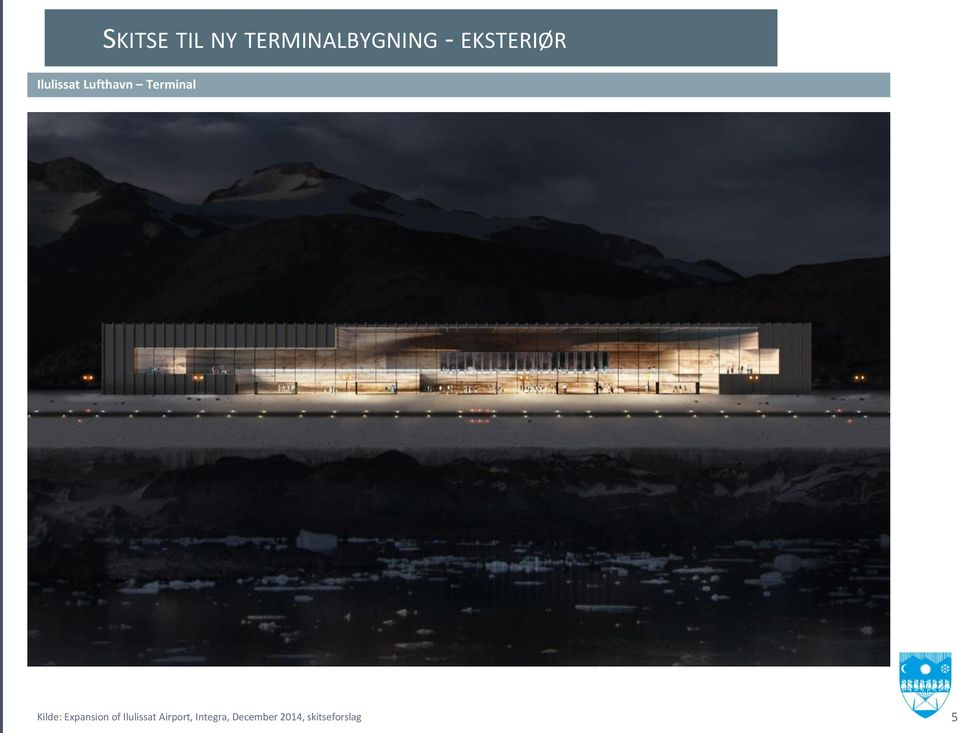 Terminal Kilde: Expansion of