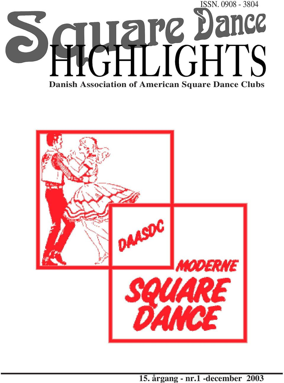 Square Dance Clubs 15.