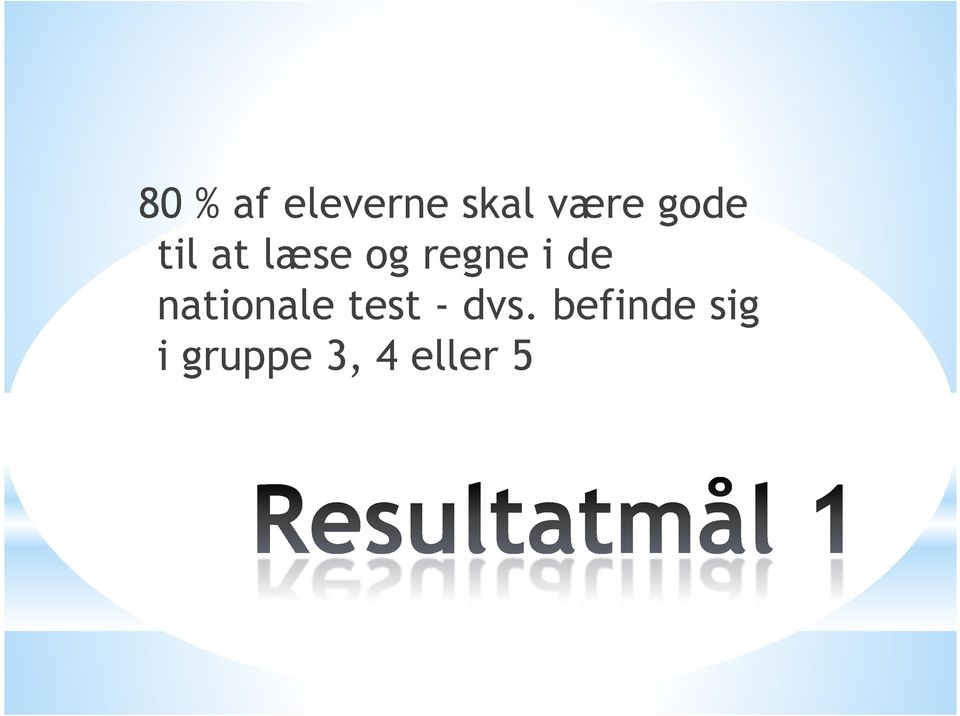 de nationale test - dvs.
