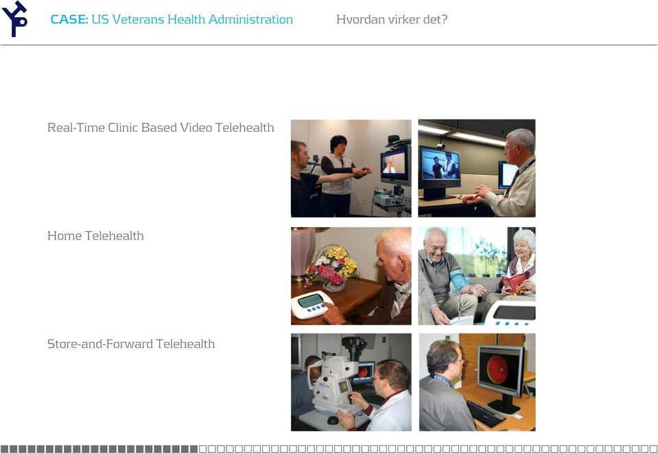 Real-Time Clinic Based Video