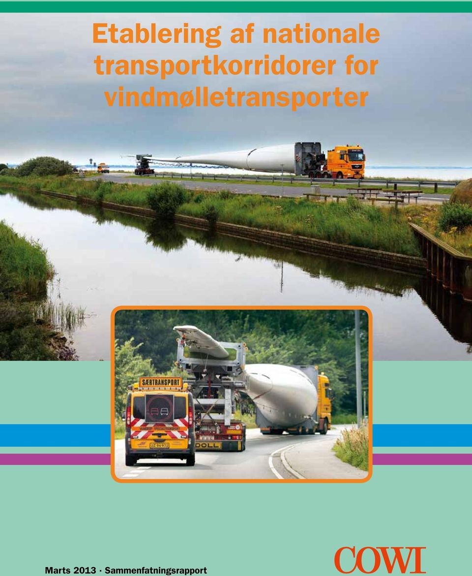 vindmølletransporter