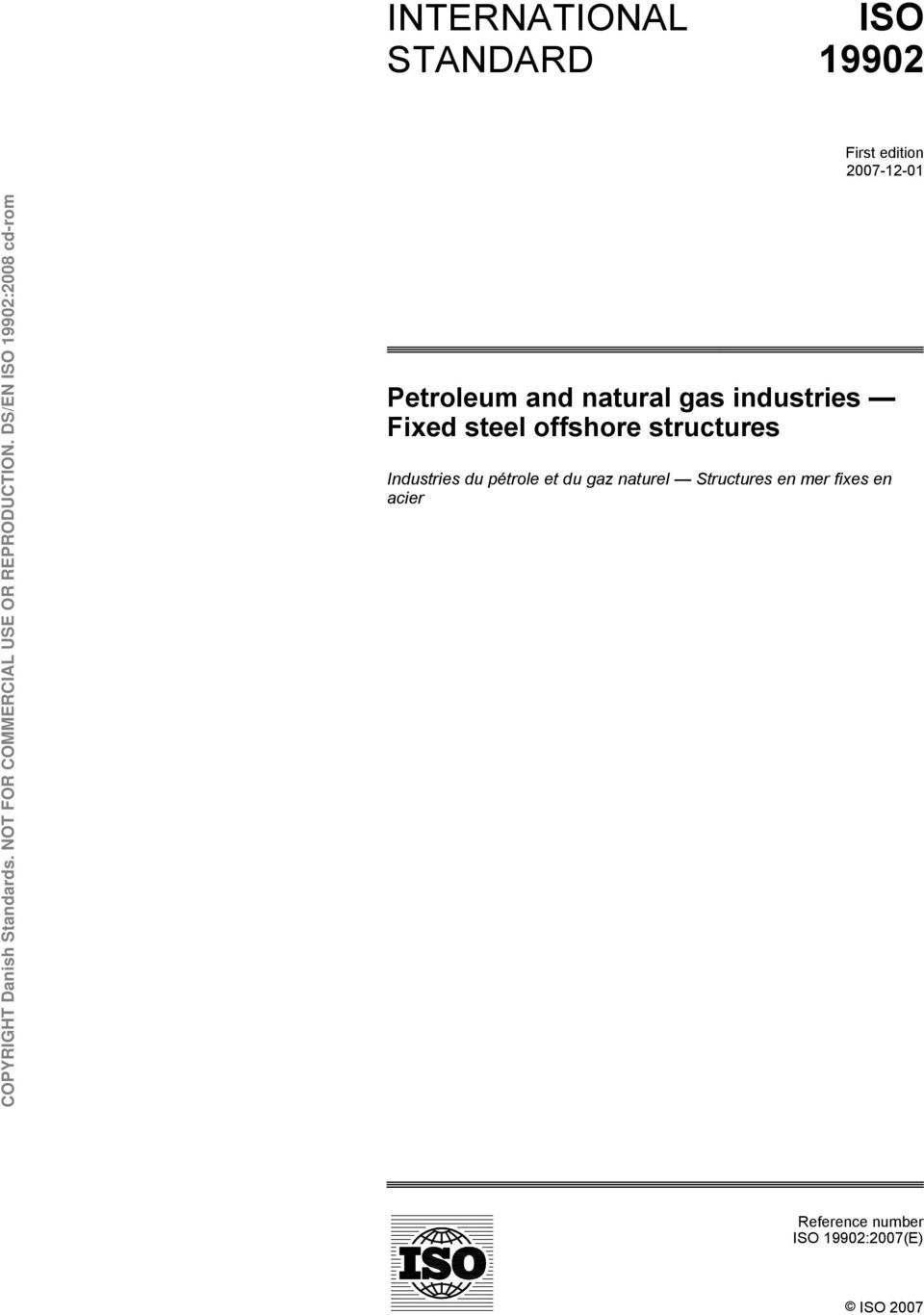 structures Industries du pétrole et du gaz naturel