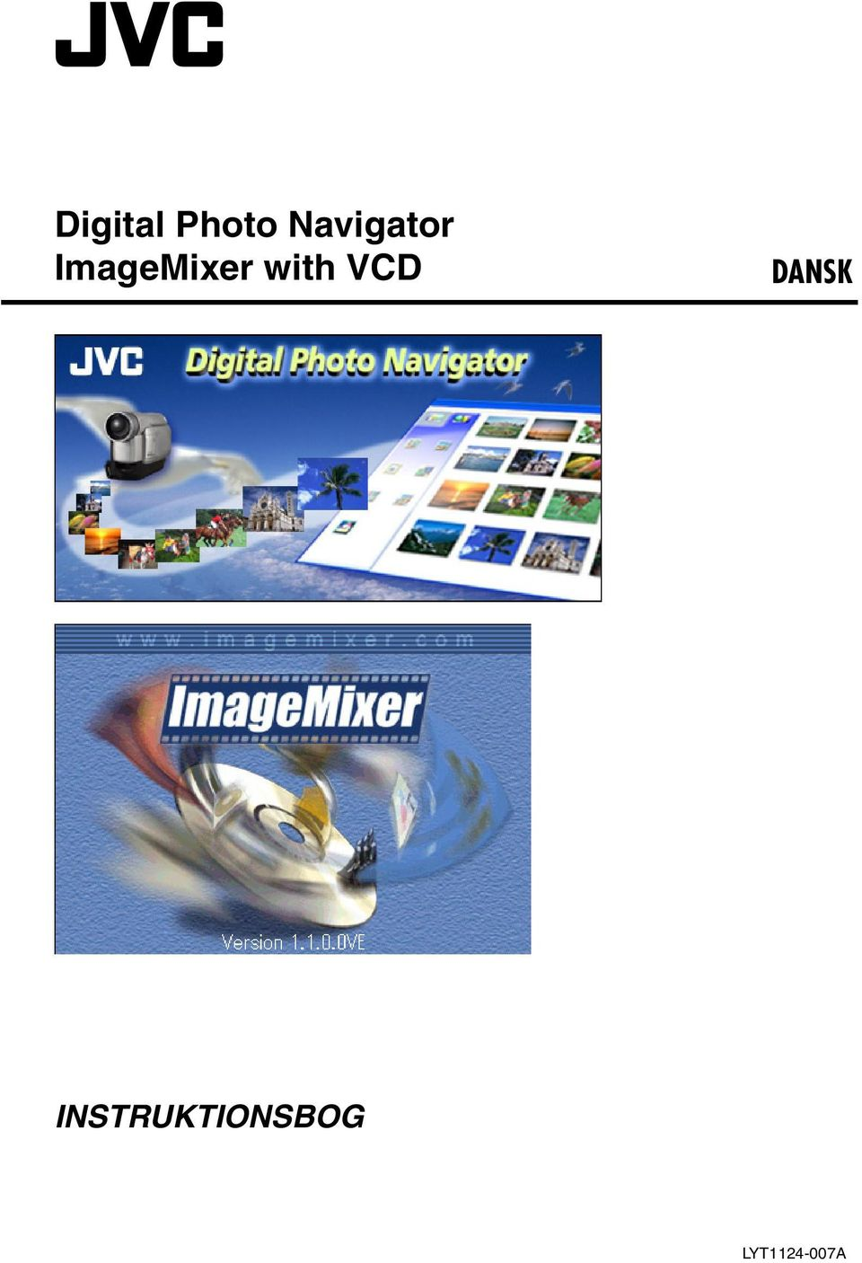 ImageMixer with VCD