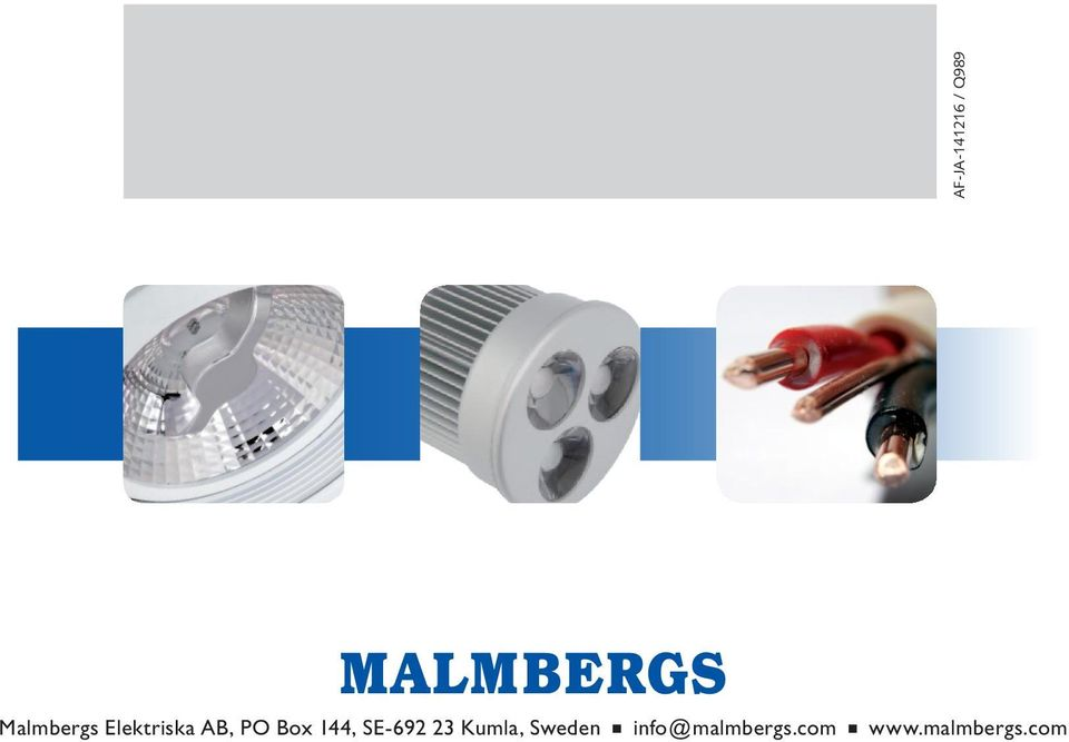 Sweden info@malmbergs.