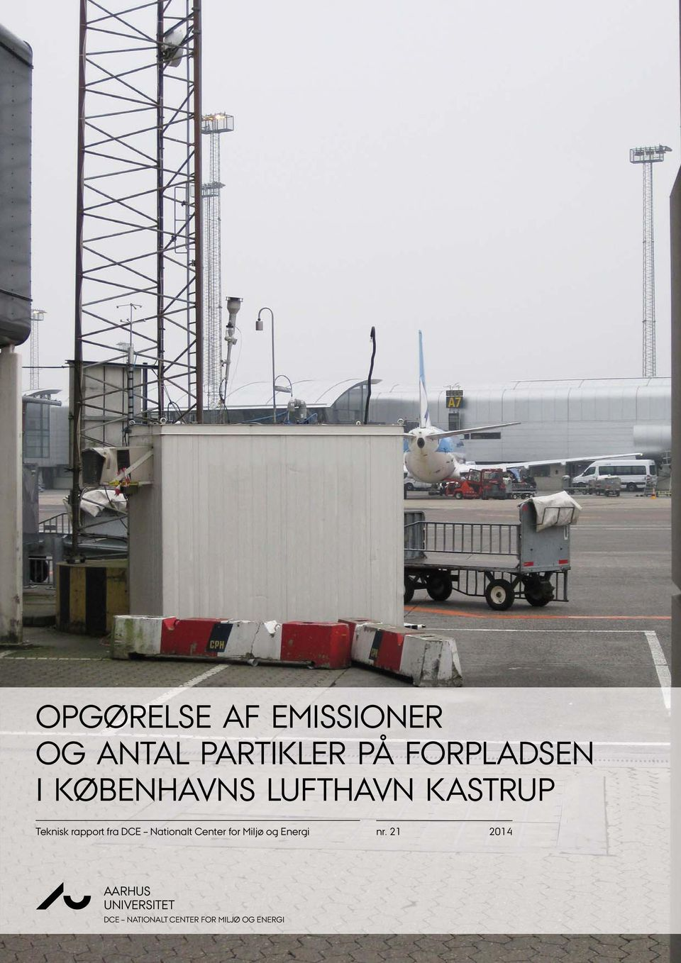 rapport fra DCE Nationalt Center for Miljø og Energi nr.