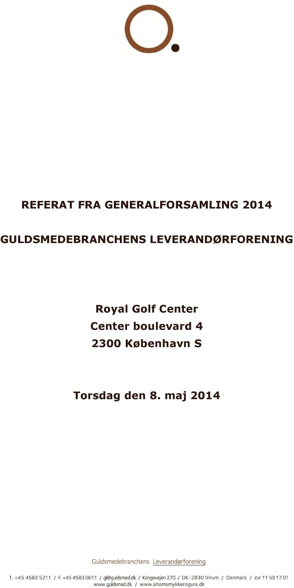Royal Golf Center Center boulevard 4