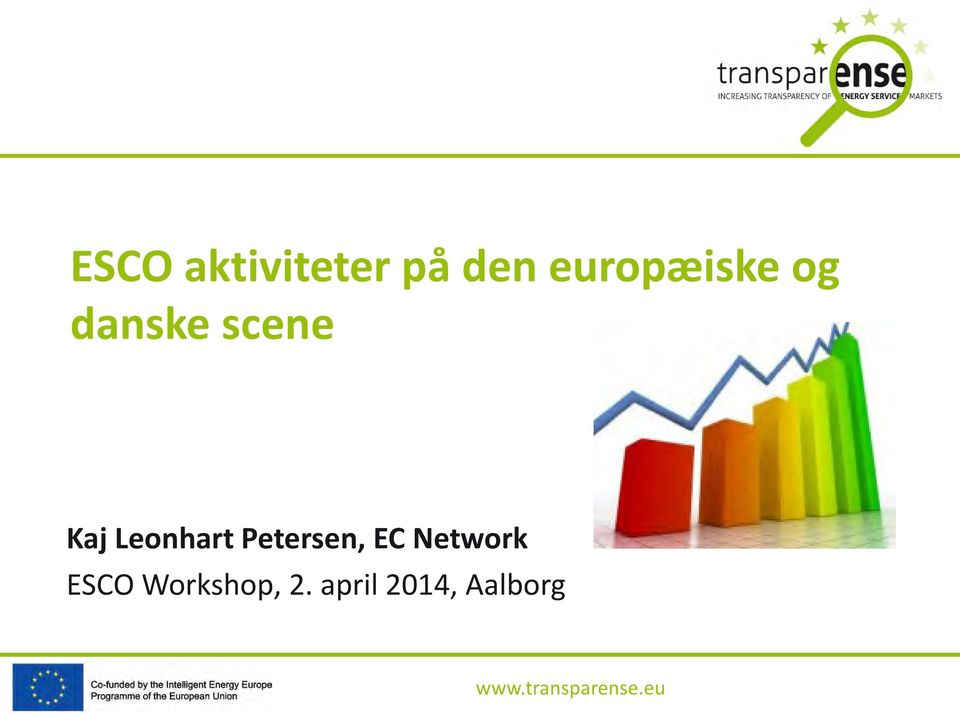 Petersen, EC Network ESCO Workshop,
