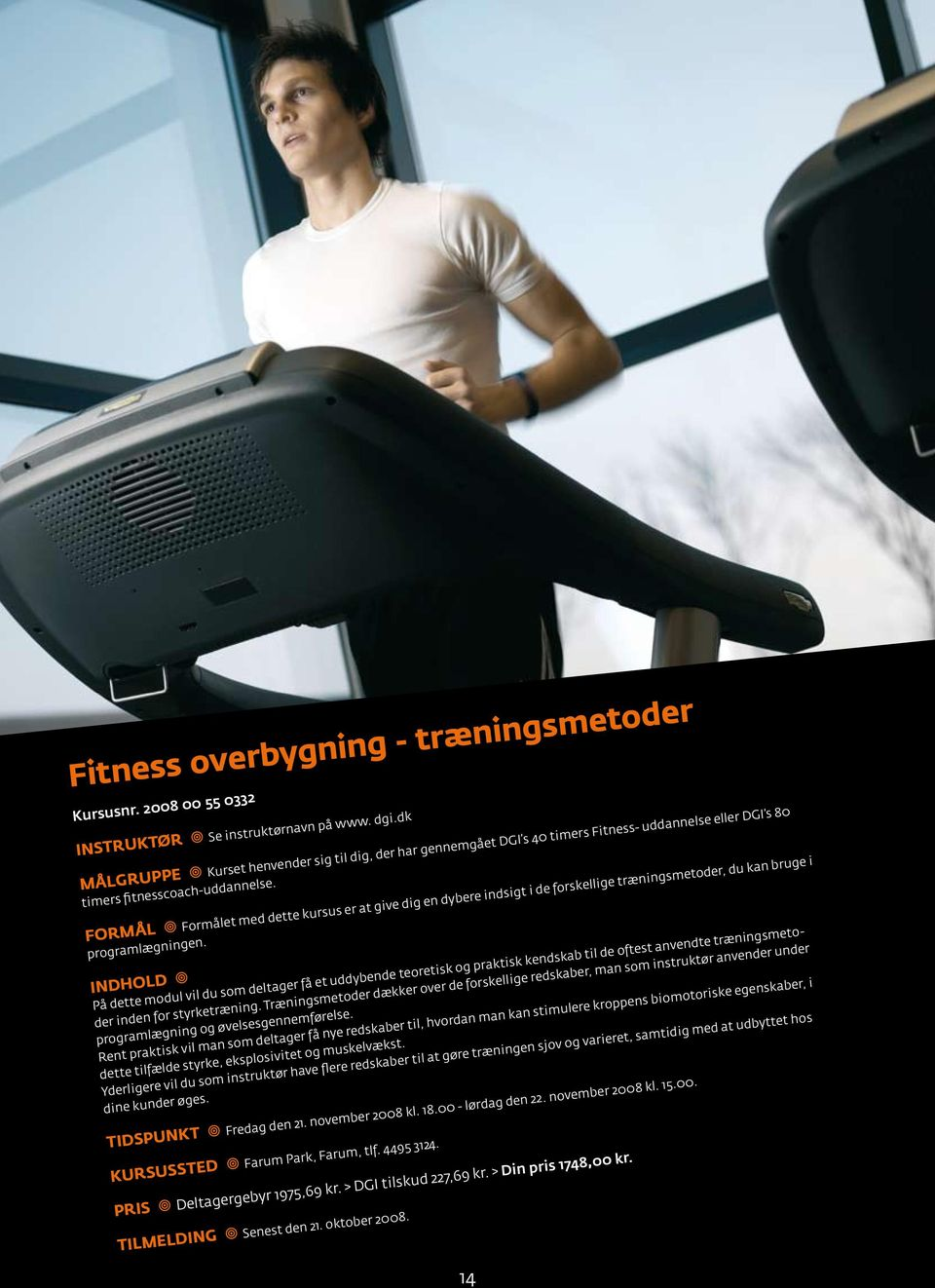 indoor cycling uddannelse