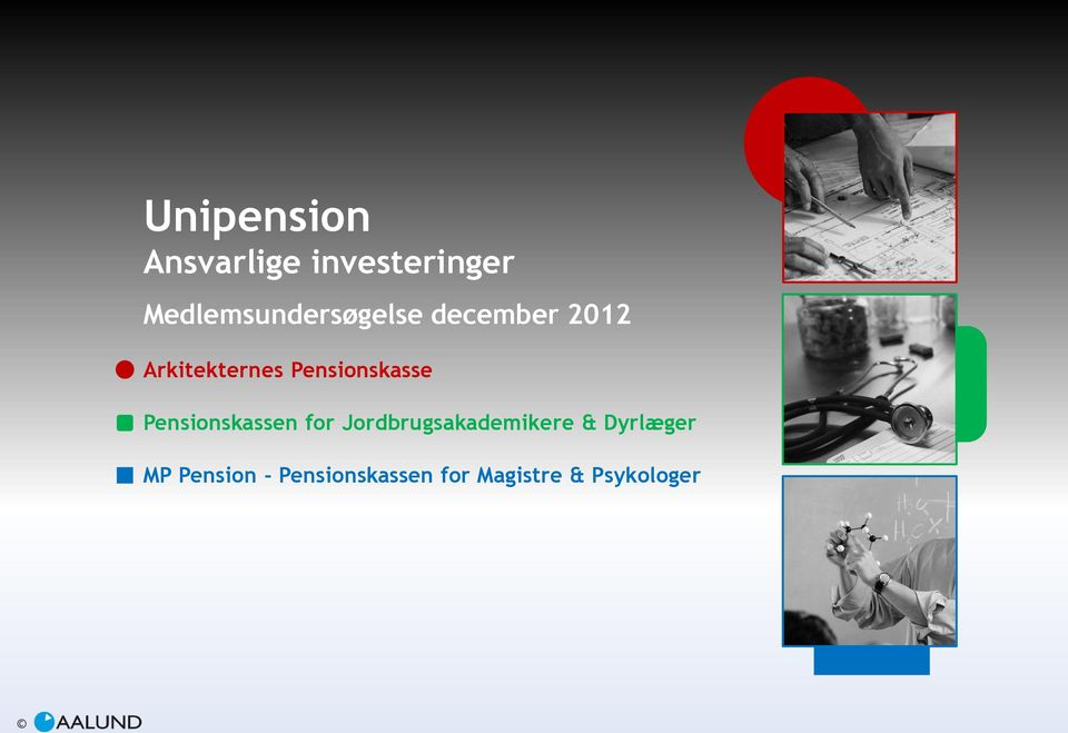 Pensionskasse Pensionskassen for