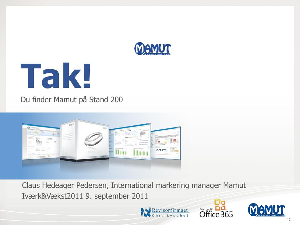International markering manager