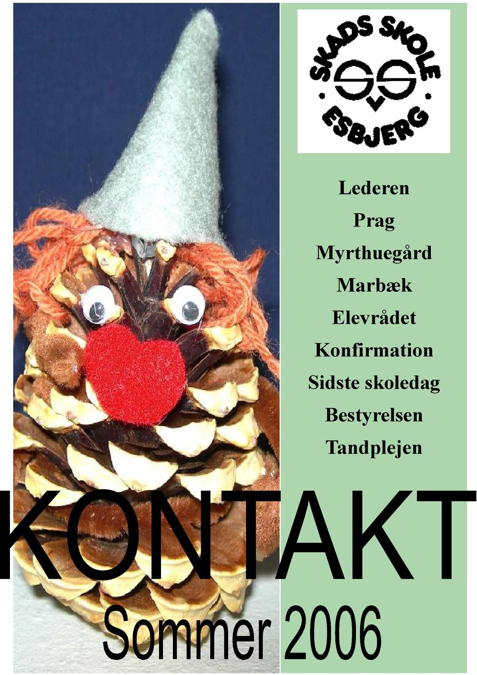 Elevrådet Konfirmation