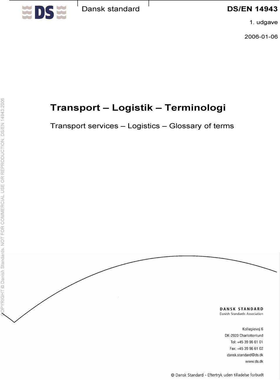 Logistik Terminologi Transport
