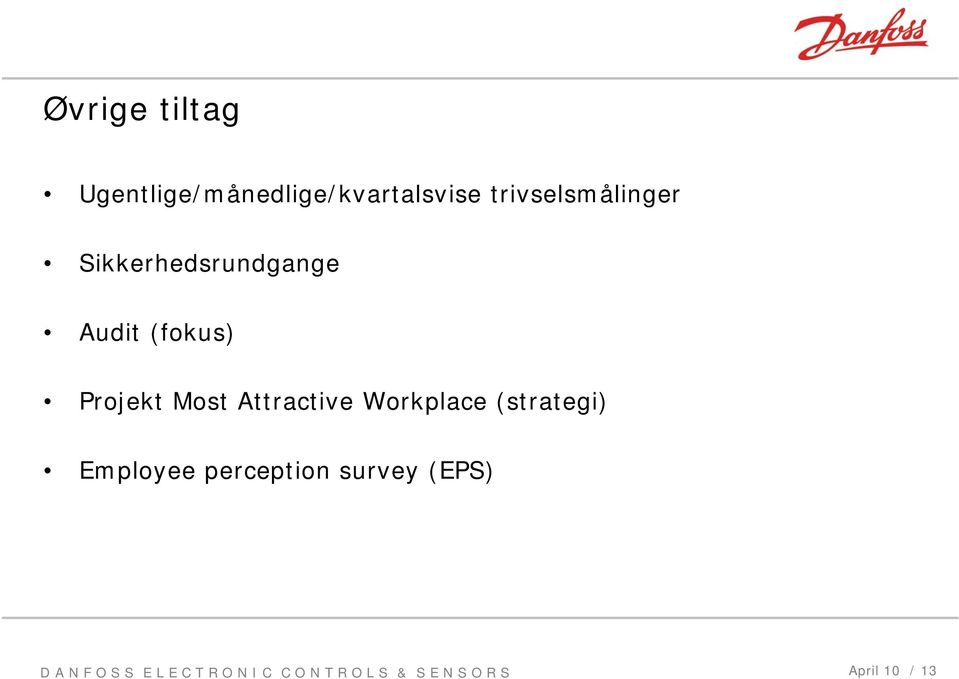 (fokus) Projekt Most Attractive Workplace