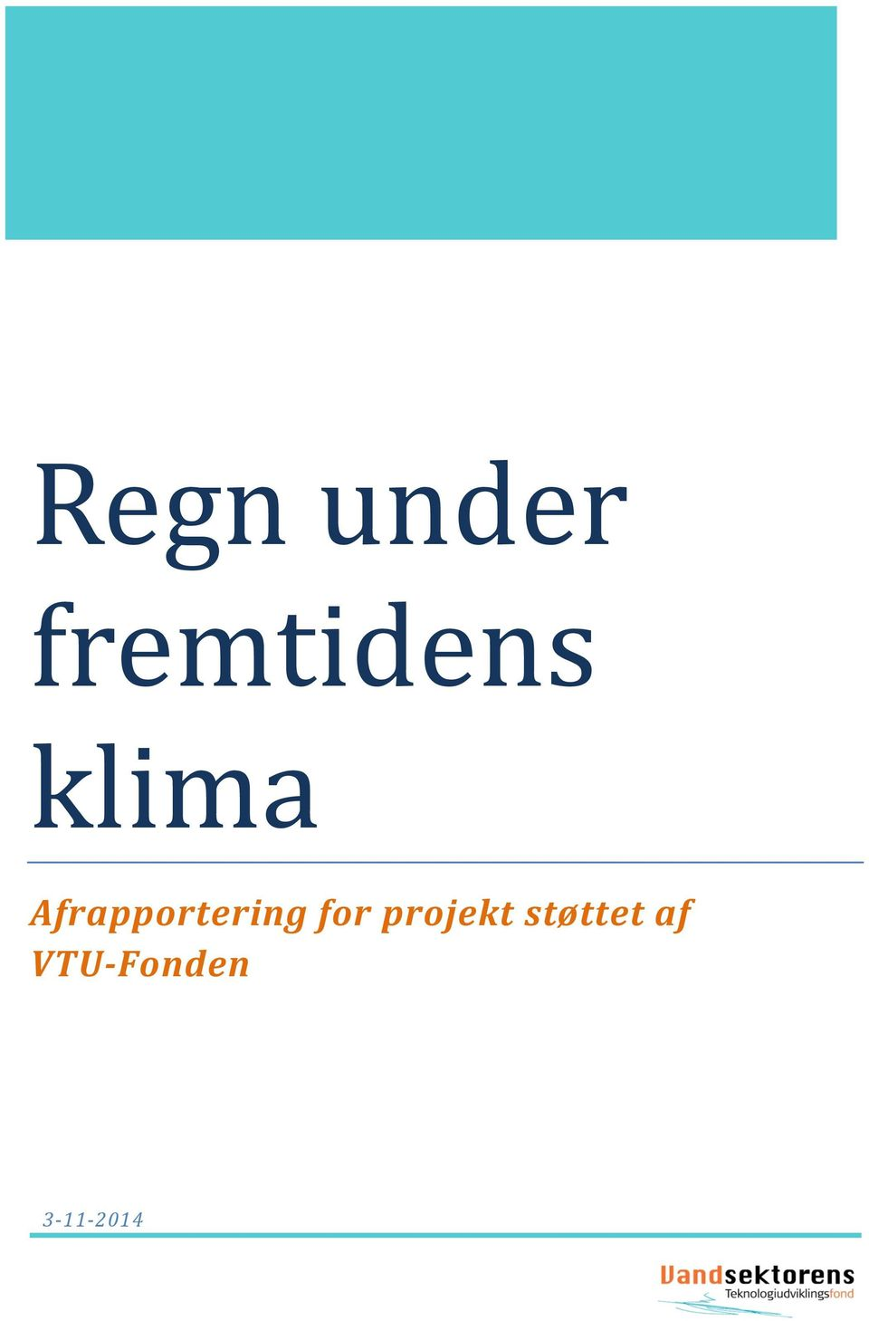 for projekt støttet