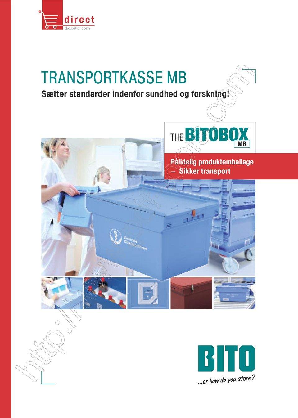 com The TRANSPORTKASSE multi-purpose MB