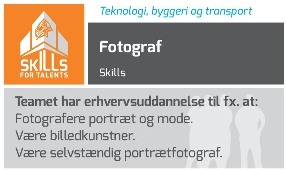 at: Fotografere portræt og mode.