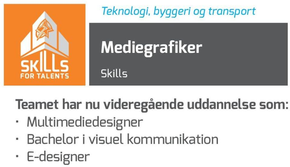 Multimediedesigner Bachelor i